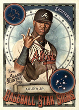Load image into Gallery viewer, 2019 Topps Allen & Ginter BASEBALL STAR SIGNS Cards: #BSS-1 Ronald Acuña Jr.