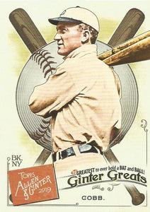 2019 Topps Allen & Ginter GINTER GREATS Cards ~ Pick your card - HouseOfCommons.cards