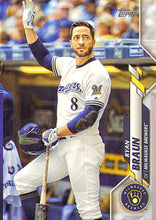 Load image into Gallery viewer, 2020 Topps Series 1 Baseball Cards (301-350) ~ Pick your card - HouseOfCommons.cards