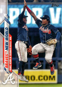 2020 Topps Series 2 Baseball Cards (501-600) ~ Pick your card