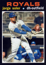 Load image into Gallery viewer, 2020 Topps Heritage Baseball Cards (1-100) ~ Pick your card - HouseOfCommons.cards