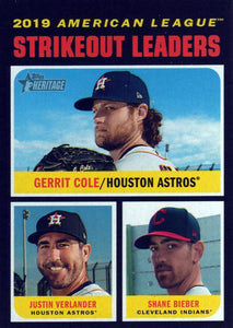 2020 Topps Heritage Baseball Cards (1-100) ~ Pick your card - HouseOfCommons.cards