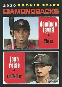 2020 Topps Heritage Baseball Cards (101-200) ~ Pick your card - HouseOfCommons.cards