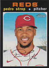 Load image into Gallery viewer, 2020 Topps Heritage High Number Baseball Cards (601-700) ~ Pick your card