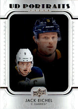 Load image into Gallery viewer, 2019-20 Upper Deck Hockey SERIES 1 PORTRAITS Inserts ~ Pick your card