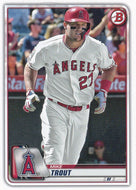 2020 Bowman Baseball Cards (1-100): #1 Mike Trout