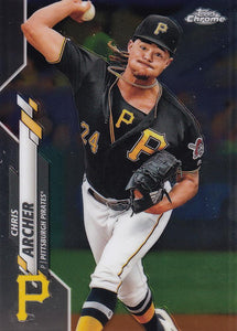 2020 Topps Chrome Baseball Cards (1-100) ~ Pick your card