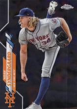 Load image into Gallery viewer, 2020 Topps Chrome Baseball Cards (1-100) ~ Pick your card
