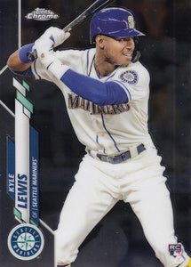 2020 Topps Chrome Baseball Cards (101-200) ~ Pick your card