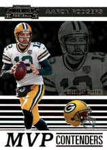 Load image into Gallery viewer, 2019 Panini Contenders MVP CONTENDERS Insert - Pick Your Cards: #MVP-AR Aaron Rodgers  - Green Bay Packers