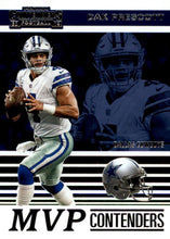 Load image into Gallery viewer, 2019 Panini Contenders MVP CONTENDERS Insert - Pick Your Cards: #MVP-DP Dak Prescott  - Dallas Cowboys