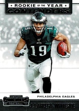 Load image into Gallery viewer, 2019 Panini Contenders ROOKIE OF THE YEAR CONTENDERS Insert - Pick Your Cards: #RYA-JA J.J. Arcega-Whiteside  - Philadelphia Eagles