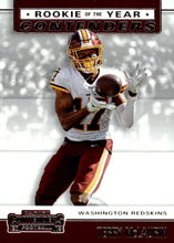 Load image into Gallery viewer, 2019 Panini Contenders ROOKIE OF THE YEAR CONTENDERS Insert - Pick Your Cards: #RYA-TM Terry McLaurin  - Washington Redskins