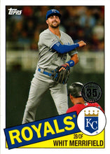 Load image into Gallery viewer, 2020 Topps Series 1 1985 Topps 35th Anniversary ~ Pick your card - HouseOfCommons.cards