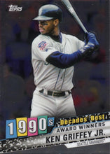 Load image into Gallery viewer, 2020 Topps Series 1 Decades' Best Chrome ~ Pick your card - HouseOfCommons.cards