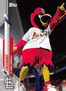 2020 Topps Opening Day MASCOTS Inserts ~ Pick your card - HouseOfCommons.cards