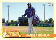 Load image into Gallery viewer, 2020 Topps Opening Day SPRING HAS SPRUNG Inserts ~ Pick your card - HouseOfCommons.cards
