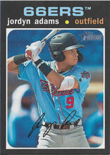 Load image into Gallery viewer, 2020 Topps Heritage Minor League Baseball Cards #1-100 ~ Pick your card