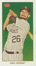 Load image into Gallery viewer, 2020 Topps T206 Series 1 SWEET CAPORAL PARALLEL Cards ~ Pick your card