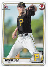 Load image into Gallery viewer, 2020 Bowman Baseball Cards - Prospects (1-100): #BP-9 Aaron Shortridge