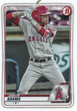 Load image into Gallery viewer, 2020 Bowman Baseball Cards - Prospects (1-100): #BP-15 Jordyn Adams