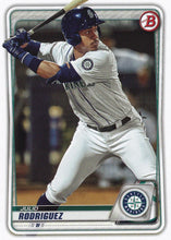 Load image into Gallery viewer, 2020 Bowman Baseball Cards - Prospects (1-100): #BP-19 Julio Rodriguez