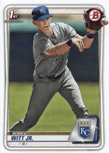 Load image into Gallery viewer, 2020 Bowman Baseball Cards - Prospects (1-100): #BP-25 Bobby Witt Jr.