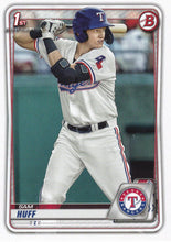 Load image into Gallery viewer, 2020 Bowman Baseball Cards - Prospects (1-100): #BP-33 Sam Huff
