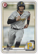 Load image into Gallery viewer, 2020 Bowman Baseball Cards - Prospects (1-100): #BP-43 Cal Mitchell
