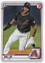 Load image into Gallery viewer, 2020 Bowman Baseball Cards - Prospects (1-100): #BP-59 Glenallen Hill Jr.