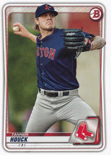 Load image into Gallery viewer, 2020 Bowman Baseball Cards - Prospects (1-100): #BP-64 Tanner Houck