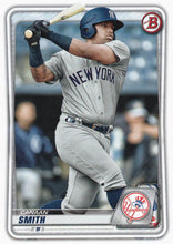 Load image into Gallery viewer, 2020 Bowman Baseball Cards - Prospects (1-100): #BP-69 Canaan Smith