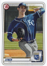 Load image into Gallery viewer, 2020 Bowman Baseball Cards - Prospects (1-100): #BP-84 Daniel Lynch