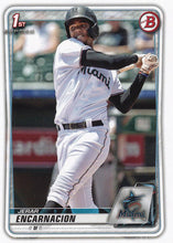 Load image into Gallery viewer, 2020 Bowman Baseball Cards - Prospects (1-100): #BP-96 Jerar Encarnacion