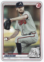 Load image into Gallery viewer, 2020 Bowman Baseball Cards - Prospects (1-100): #BP-97 Ian Anderson