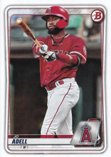 Load image into Gallery viewer, 2020 Bowman Baseball Cards - Prospects (1-100): #BP-100 Jo Adell