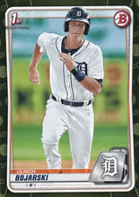 Load image into Gallery viewer, 2020 Bowman Baseball Cards - Prospects CAMO PARALLEL (1-100): #BP-14 Ulrich Bojarski