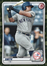 Load image into Gallery viewer, 2020 Bowman Baseball Cards - Prospects CAMO PARALLEL (1-100): #BP-69 Canaan Smith