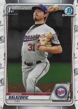 Load image into Gallery viewer, 2020 Bowman Baseball Cards - Chrome Prospects (101-150) ~ Pick your card