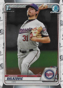 2020 Bowman Baseball Cards - Chrome Prospects (101-150) ~ Pick your card
