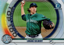 Load image into Gallery viewer, 2020 Bowman Scouts' Top 100 Chrome Refractor Insert ~ Pick your card