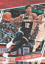 Load image into Gallery viewer, 2019-20 Panini Chronicles Basketball Cards #1-100: #54 De'Andre Hunter RC - Atlanta Hawks