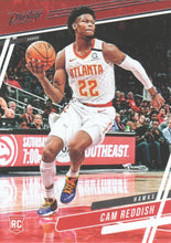 Load image into Gallery viewer, 2019-20 Panini Chronicles Basketball Cards #1-100: #59 Cam Reddish RC - Atlanta Hawks