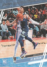 Load image into Gallery viewer, 2019-20 Panini Chronicles Basketball Cards #1-100: #61 Ja Morant RC - Memphis Grizzlies