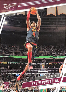 2019-20 Panini Chronicles Basketball Cards #1-100: #63 Kevin Porter Jr. RC - Cleveland Cavaliers