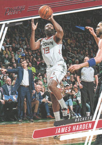 2019-20 Panini Chronicles Basketball Cards #1-100: #65 James Harden  - Houston Rockets