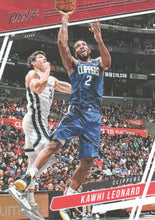 Load image into Gallery viewer, 2019-20 Panini Chronicles Basketball Cards #1-100: #71 Kawhi Leonard  - Los Angeles Clippers