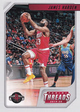 Load image into Gallery viewer, 2019-20 Panini Chronicles Basketball Cards #1-100: #83 James Harden  - Houston Rockets