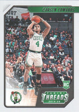 Load image into Gallery viewer, 2019-20 Panini Chronicles Basketball Cards #1-100: #93 Carsen Edwards RC - Boston Celtics