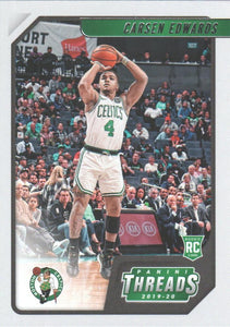 2019-20 Panini Chronicles Basketball Cards #1-100: #93 Carsen Edwards RC - Boston Celtics
